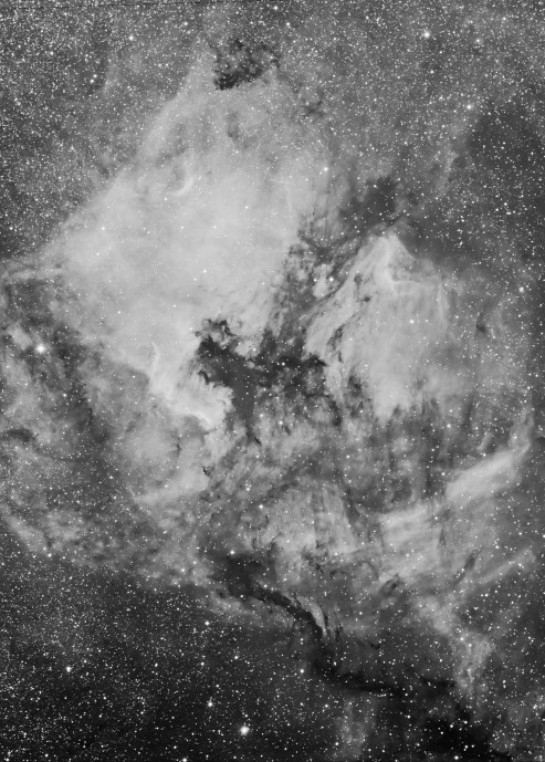 DSS_PS_filtered_NGC7000_North America Nebula