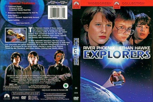 Viagem ao Mundo dos Sonhos (original: Explorers), é um filme americano de 1985, dirigido por Joe Dante e estrelado por River Phoenix e Ethan Hawke. Três meninos curiosos e aventureiros, o visionário inventor Ben Crandall (Ethan Hawke), seu amigo especializado em informática Wolfgang (River Phoenix), e seu novo amigo Darren (Jason Presson) criam em um laboratório improvisado sua própria nave espacial e lançam-se em uma fantástica viagem interplanetária.