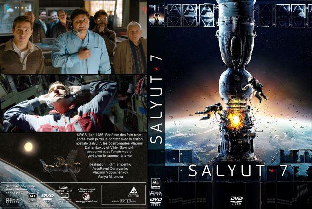 Salyut-7 (Russo: Салют 7) é um filme de drama histórico russo lançado em 2017 e dirigido por Klim Shipenko. A história é baseada na missão Soyuz T-13 de 1985, parte do programa Salyut soviético. URSS, Junho de 1985. Depois de perder o contato com a estação espacial Salyut 7, os cosmonautas Vladimir Dzhanibekov e Viktor Savinykh são enviados para a nave vazia e congelada, onde tentam trazê-la de volta à vida.