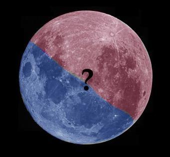 Calma não leve a sério! A Lua não atinge esses tons de cores (infelizmente!rsrs). A definição atual de Lua Azul foi feita por astrônomos amadores, já o termo Super Lua foi definida por um astrólogo. Já o termo Lua de Sangue parece ter origem religiosa e disseminou com facilidade nas redes sociais.